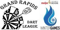 the Grand Rapids Dart League & the Meijer State Games of
